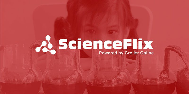 ScienceFlix powered by Grolier Online
