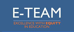 E-Team logo
