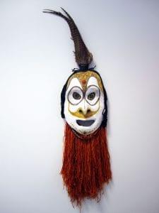 Mask by Geraldine McCullough
