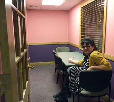 Maze Branch Study Room