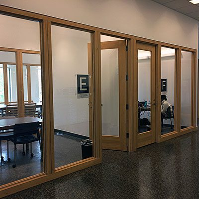 Oak Park Public Library Study Rooms