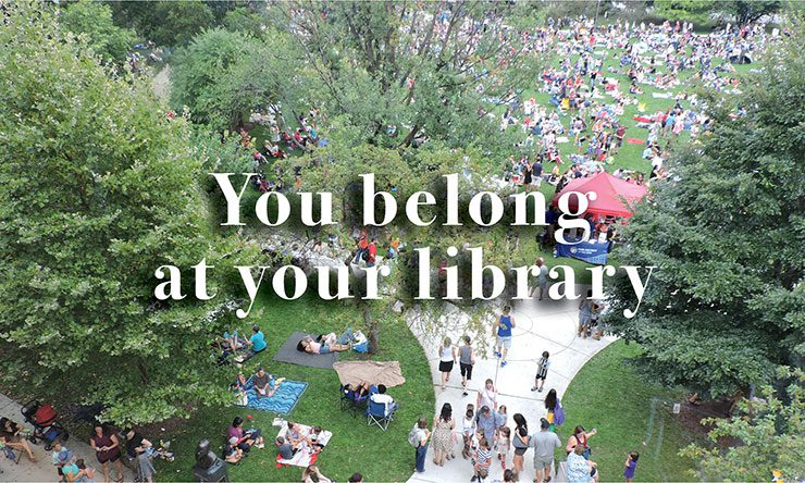 You Belong at Your Library