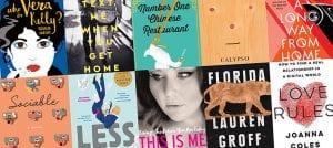 Popular summer reads