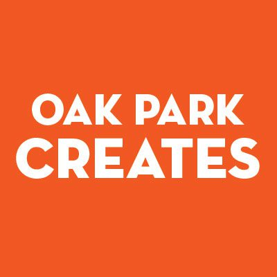 Oak Park Creates logo