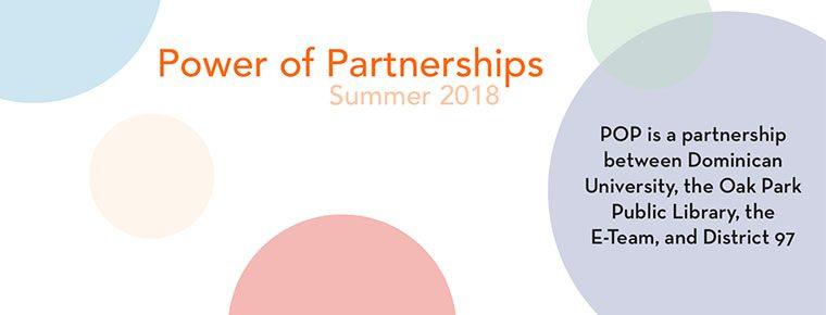 Power of Partnerships summer 2018