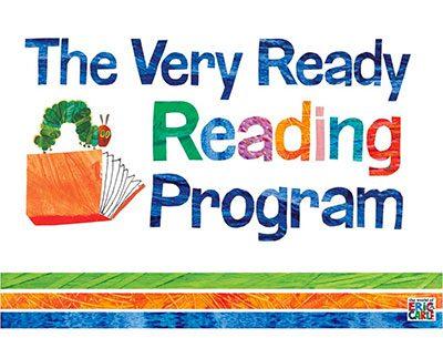 The Very Ready Reading Program logo
