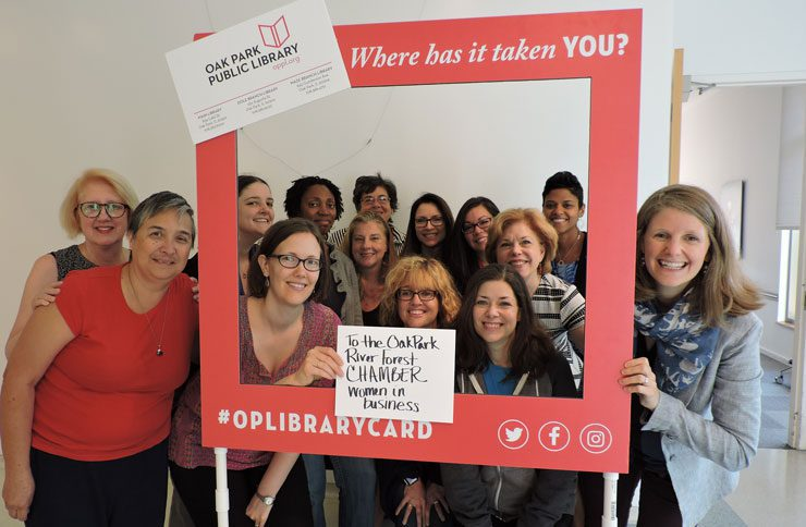 OPRF Chamber Women in Business