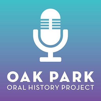 Oak Park Oral History Project logo