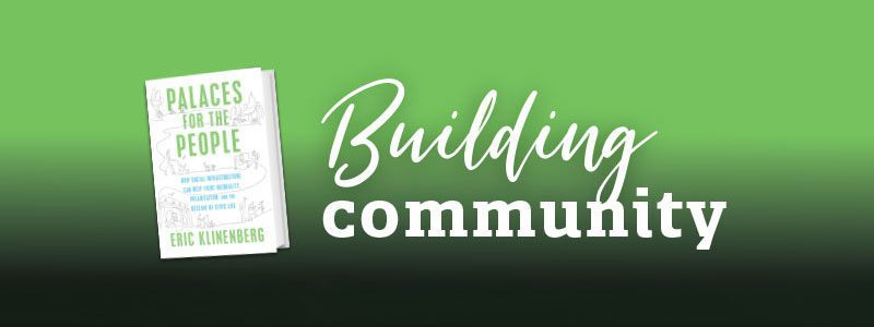 Building Community: Palaces for the People book cover