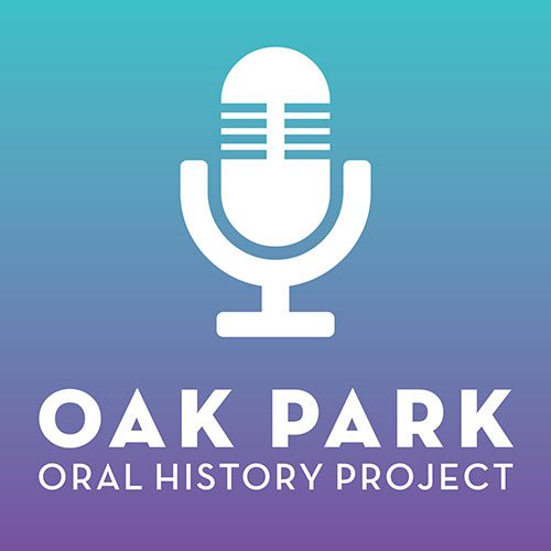 Oak Park Oral History Project logo