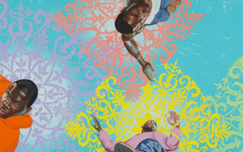 Easter Realness #2 by Kehinde Wiley