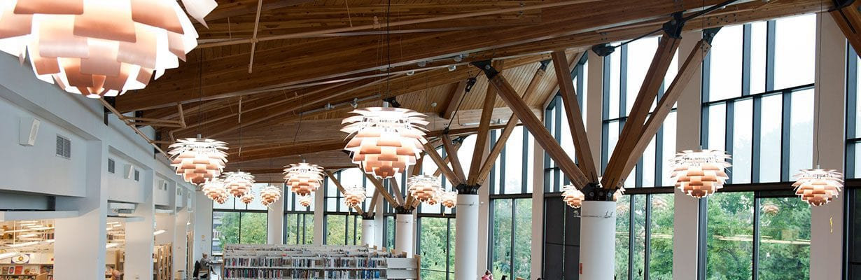 Main Library Third Floor