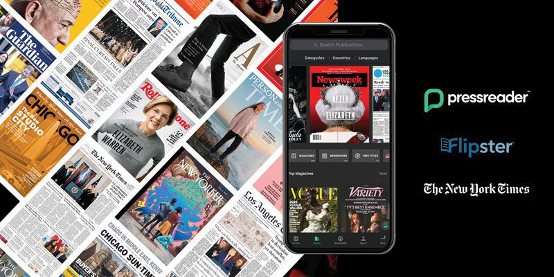 Covers and front pages of Newsweek, Vogue, Variety, TIME, The Atlantic, The New Yorker, Rolling Stone, Chicago Magazine, Chicago Tribune, Chicago Sun-Times, The New York Times, Los Angeles Times, New York Post, and The Guardian