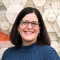 Librarian Kathy Sexton