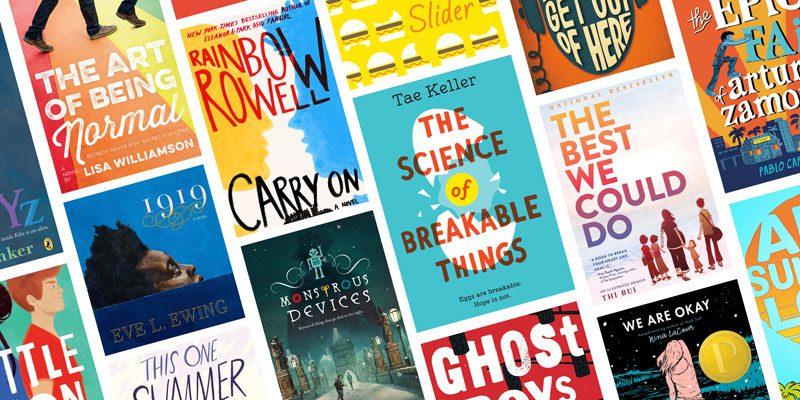 Teen summer reading titles