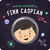 The Alien Adventures of Finn Caspian logo