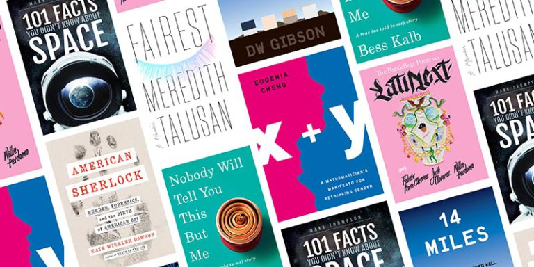 Nonfiction book covers