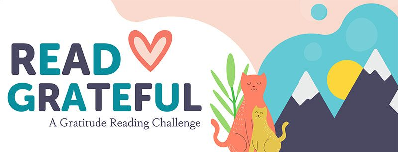 Read Grateful: A gratitude reading challenge