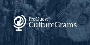 ProQuest CultureGrams