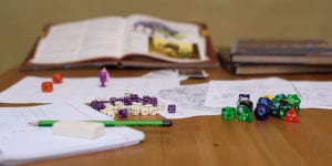 Tabletop roleplaying game