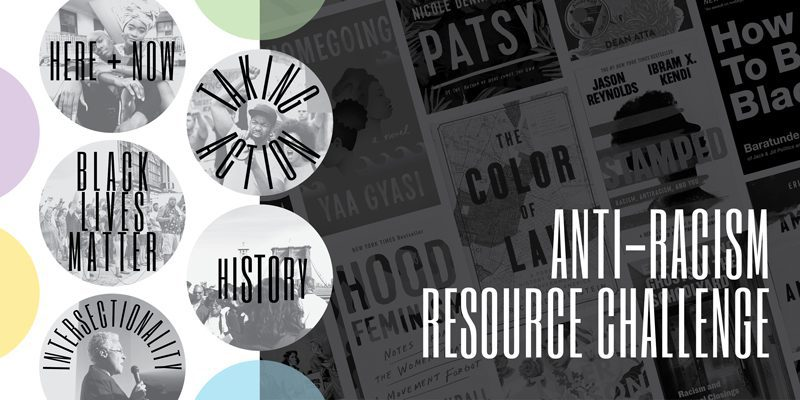 Anti-Racism Resource Challenge