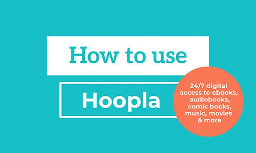 How to use Hoopla