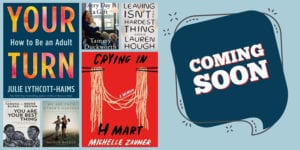 Coming Soon: Nonfiction book covers