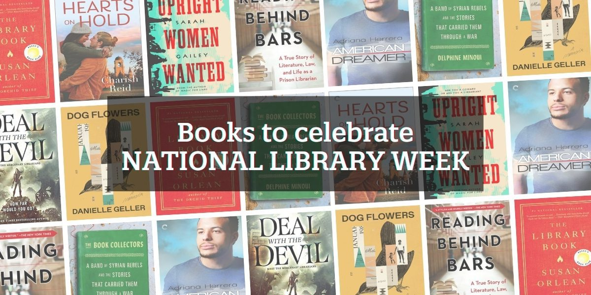 Books to Celebrate National Library Week