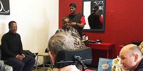 Leading Edge Barbershop