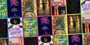 LGTBQ+ fiction book covers