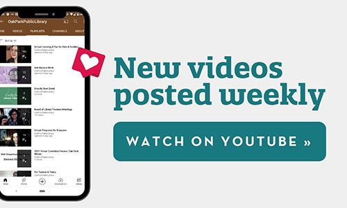 New videos posted weekly: Watch on YouTube