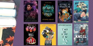 Fall reads book covers