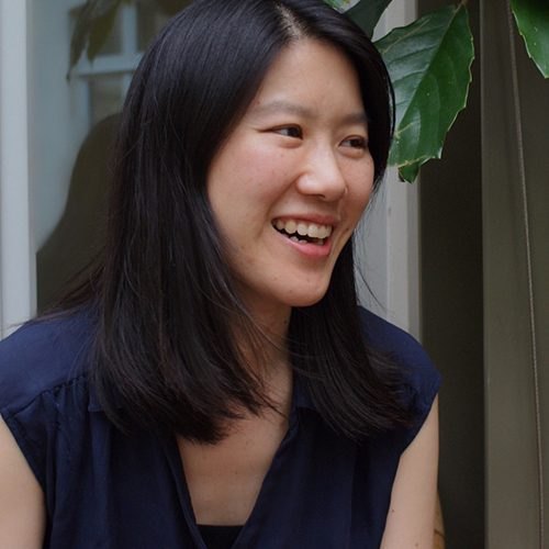 Author Michelle Kuo