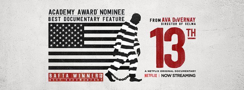 13th film by Ava DuVernay