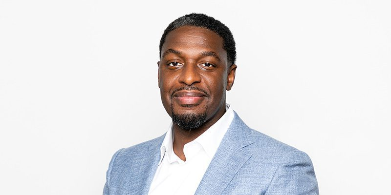 Stephen Jackson, Director of Equity and Anti-Racism
